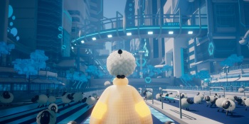 Unity was used to make Baymax Dreams.