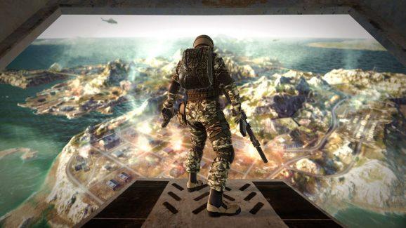 Virtual Battlegrounds.