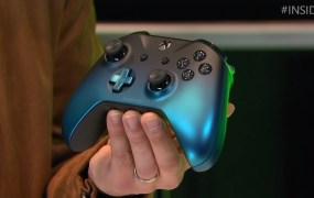 Xbox Design Lab controller.