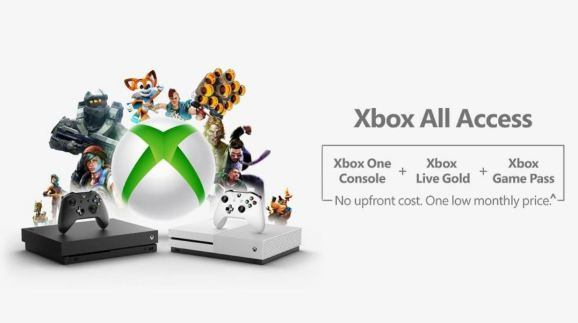 Xbox All Access seems like a great deal.