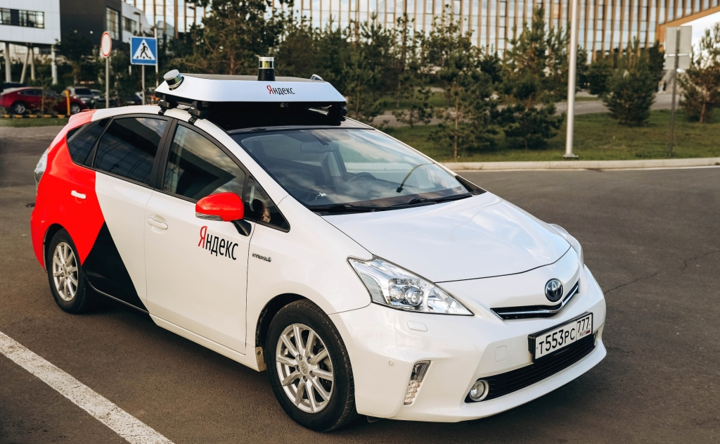 Yandex has launched the first autonomous rRide-hailing service in Europe