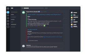 Zendesk has integrated Discord into its help desk.