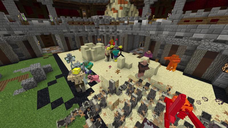 10. Mutant Battle Arena