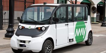 How May Mobility's autonomous shuttle ambitions backfired