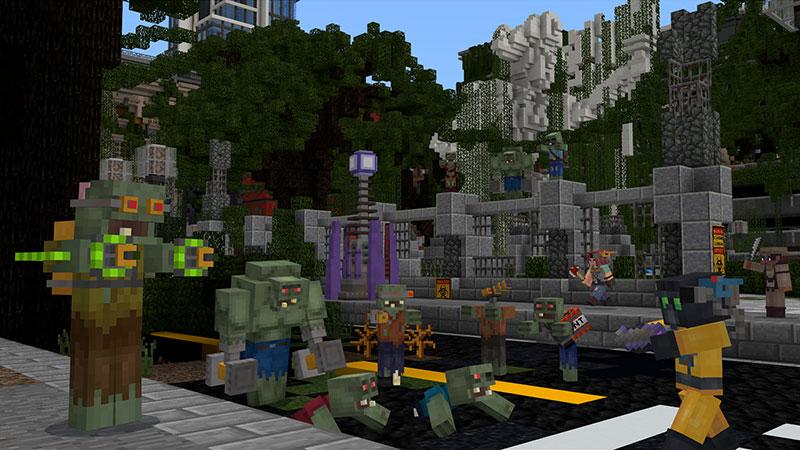 3. Zombie Apocalypse