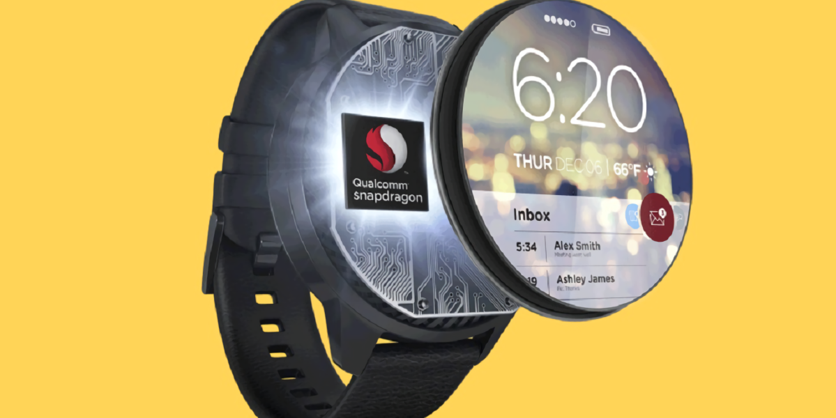Qualcomm Snapdragon Wear 3100