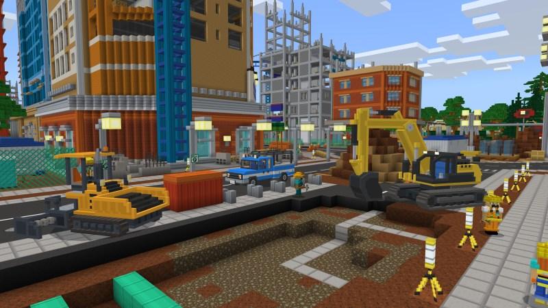 8. Construction City