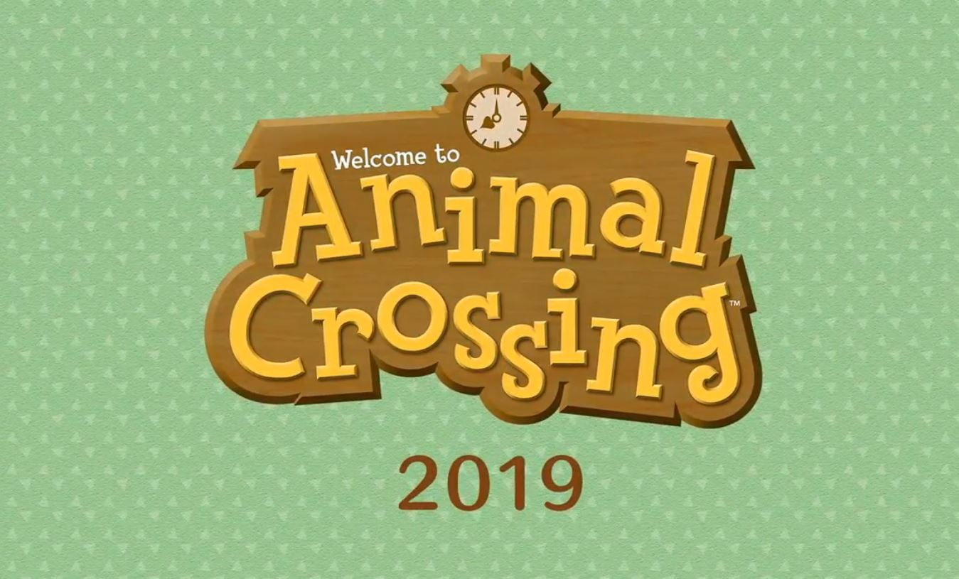 photo image Animal Crossing is coming to Switch in 2019