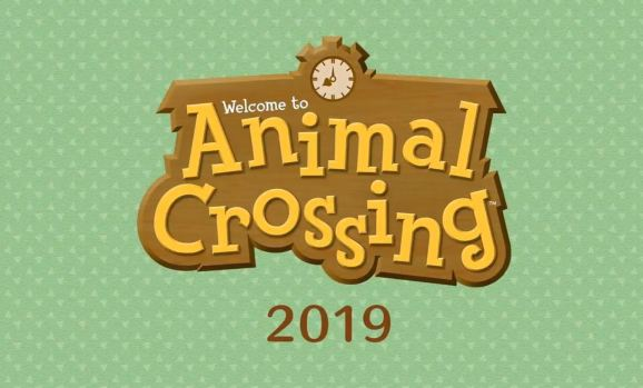Animal Crossing Switch is real!