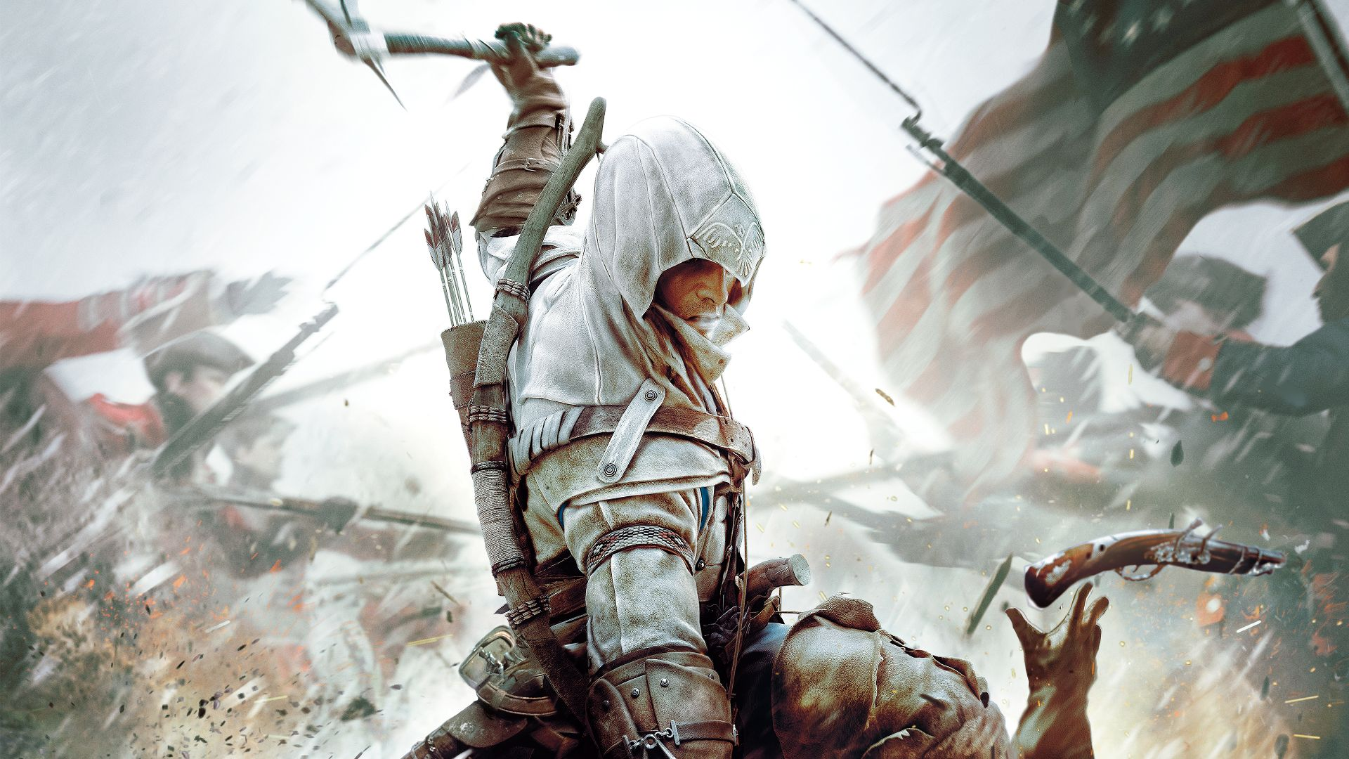 In Defense Of Assassin S Creed Iii Ahead Of Its Remaster Venturebeat