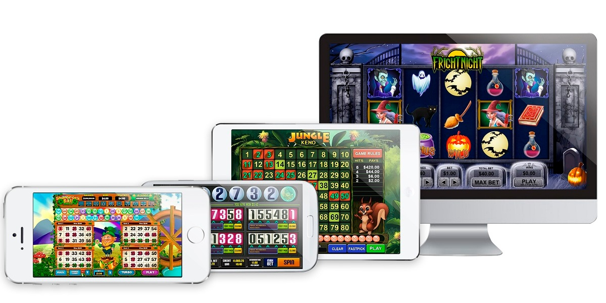 Caleta Gaming has released 38 titles on HTML5.