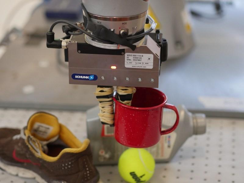 MIT CSAIL DON robot AI