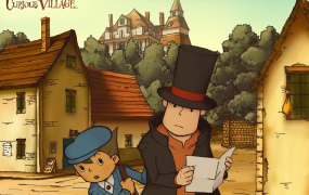 Professor Layton and the Curious Village.