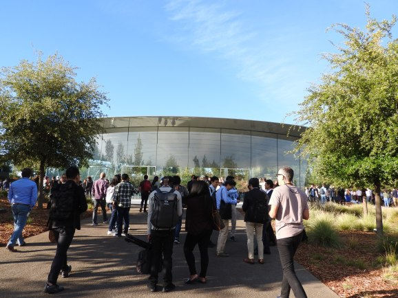 Apple held a special event today in Cupertino, but didn't include either the iPad or the Mac.