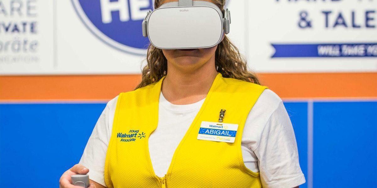 Walmart VR