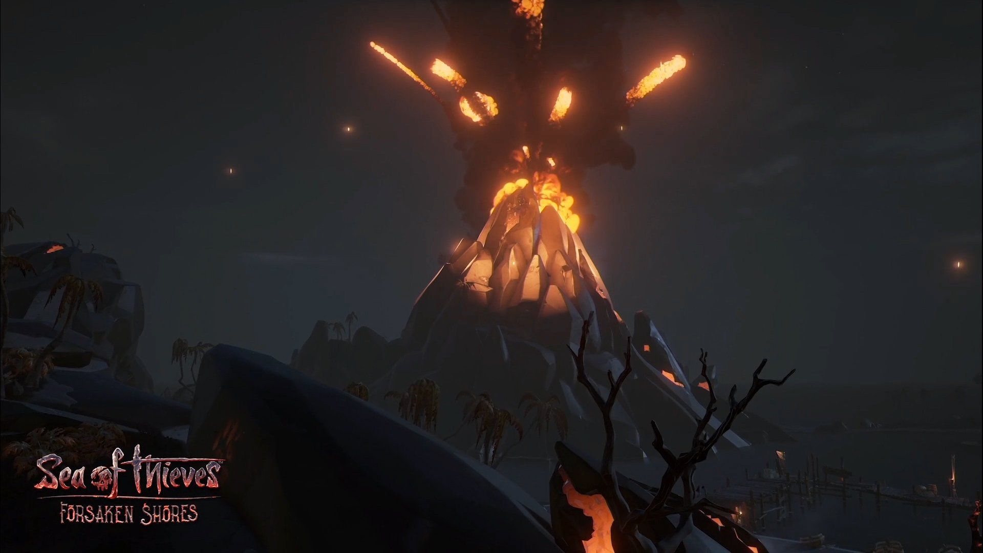 Sea Of Thieves Forsaken Shores Delayed Here S Why
