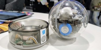 Sphero launches Sphero Bolt, a light-up robot ball for education