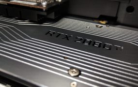 The 2080 Ti is built like it costs $1,200.