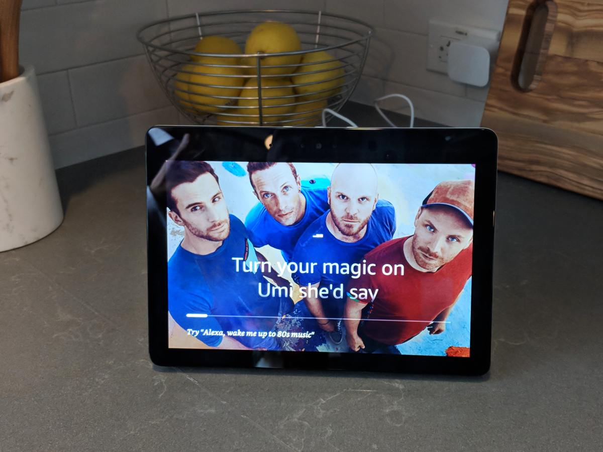 Amazon Echo Show hands-on: More than a tablet glued to a
