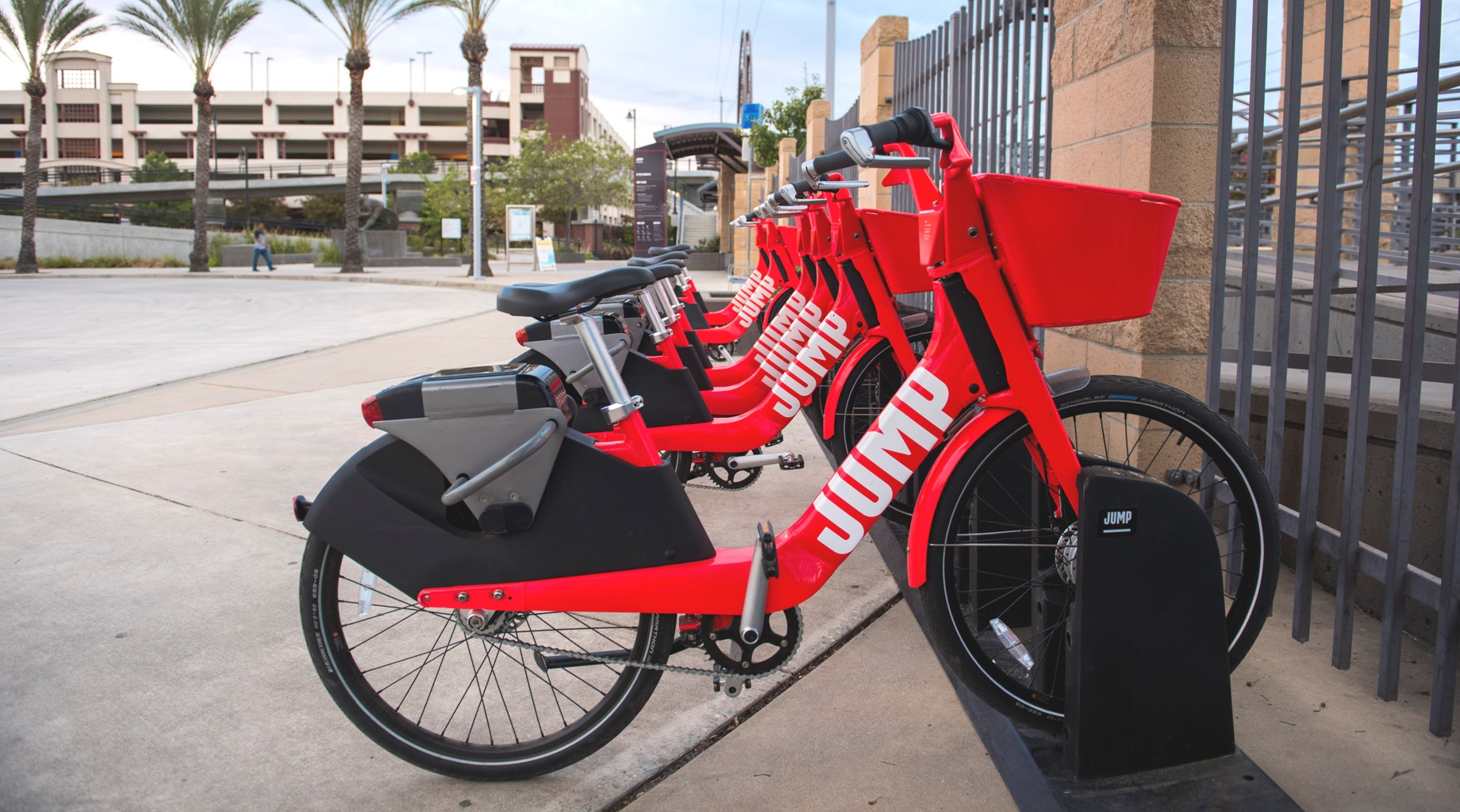 Uber Launches Jump Electric Bike Charging Stations As Part