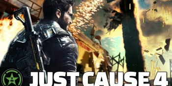 Just Cause 4.