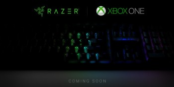 Xbox One gets keyboard-and-mouse support