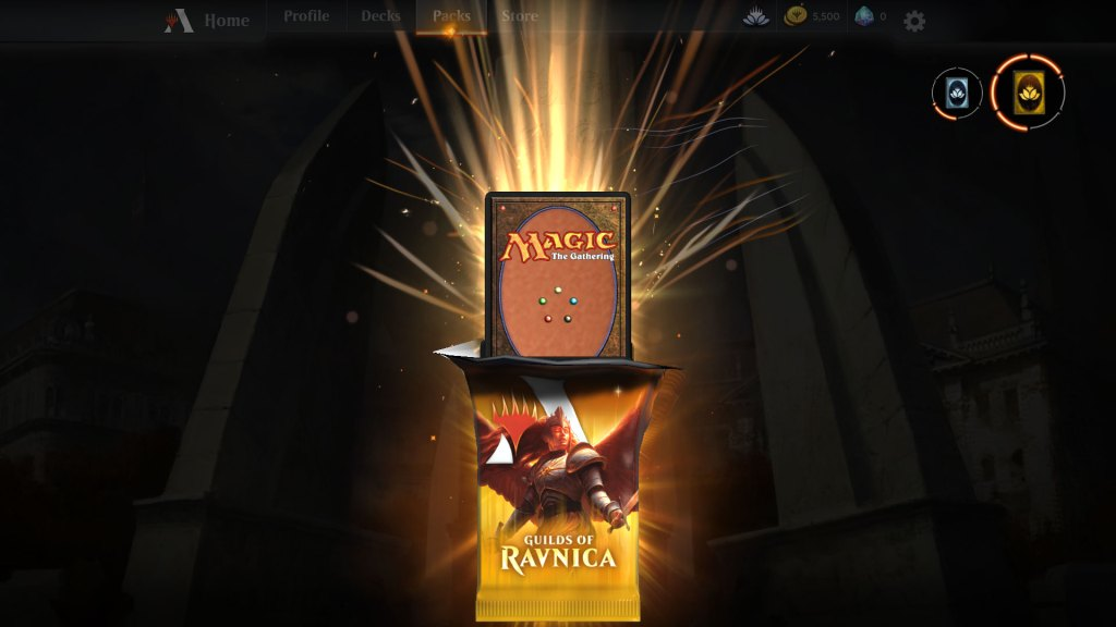 Magic: The Gathering -- Arena launches open beta test September 27