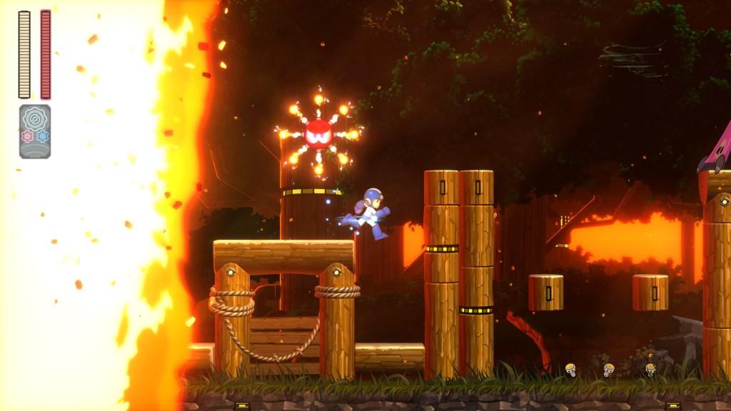 Run, Mega Man!
