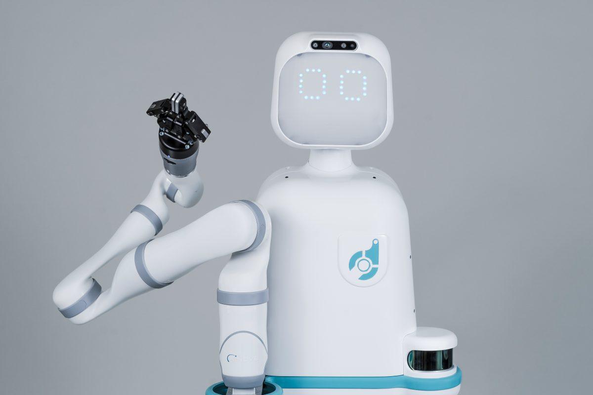 venturebeat.com - Khari Johnson - Moxi is a hospital robot with social intelligence