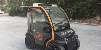 PerceptIn to launch an autonomous vehicle pilot in Indiana in early 2020
