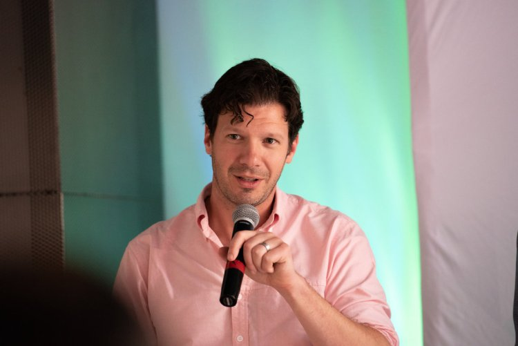 Pendo CEO and cofounder Todd Olson