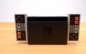 Nintendo Switch is getting NES controllers.
