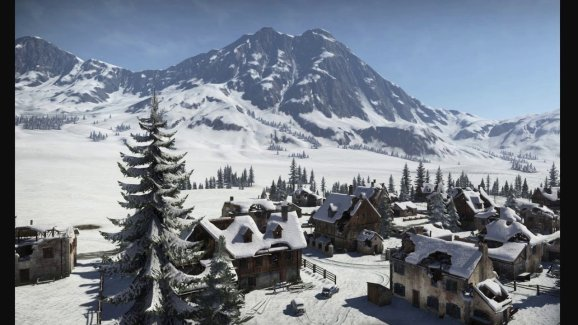 PlayerUnknown's Battlegrounds fans shovel up details of its snowy map