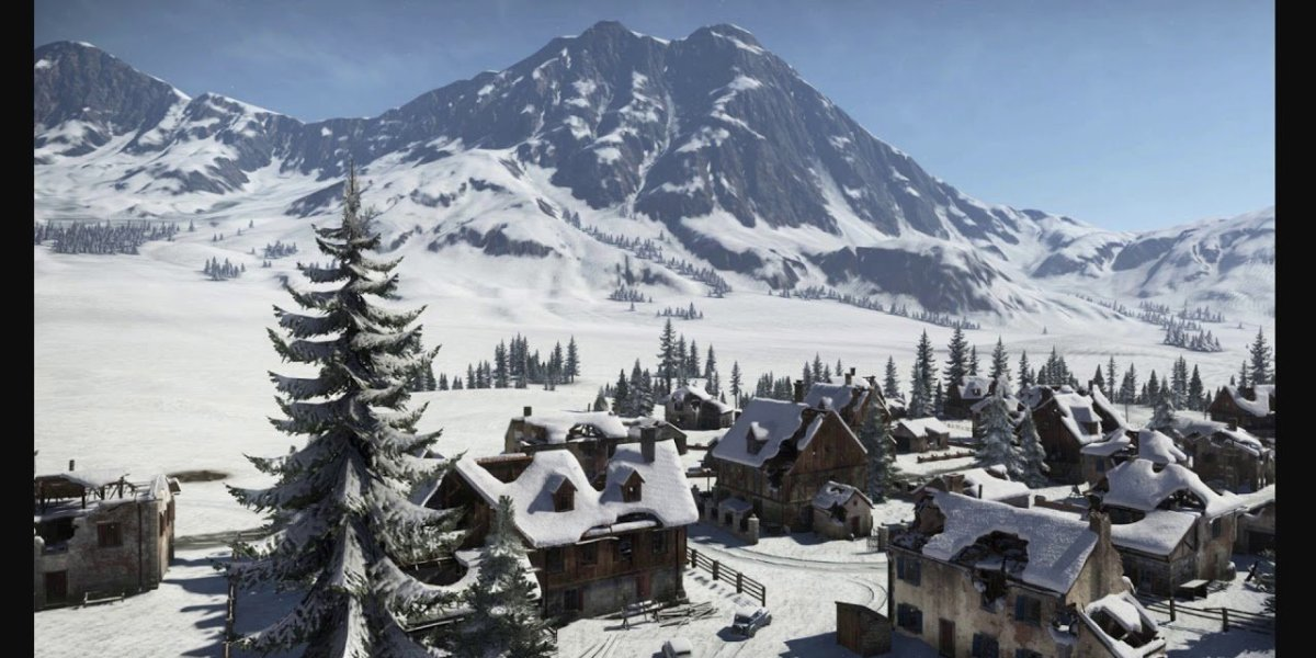 PlayerUnknown's Battlegrounds is getting some snow.