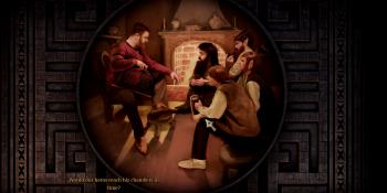 The Bard's Tale IV: Barrows Deep — Striking a powerful chord