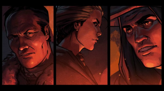Thronebreaker isn't another huge The Witcher III expansion.
