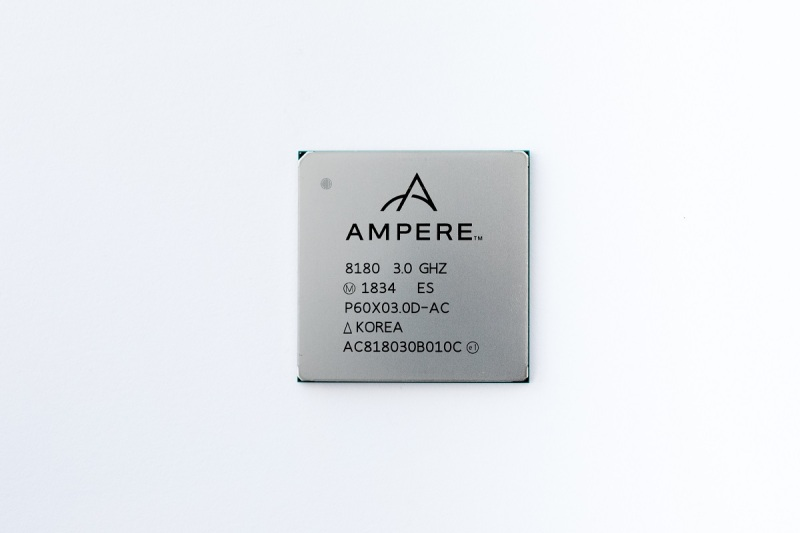 ampere 2 - Ampere launches its first ARM-based server processors in challenge to Intel