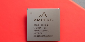 Ampere's first ARM-based server chip debuts today.