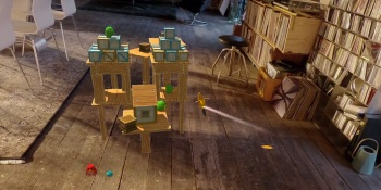 Magic Leap hands-on — Flinging Angry Birds on a coffee table in augmented reality
