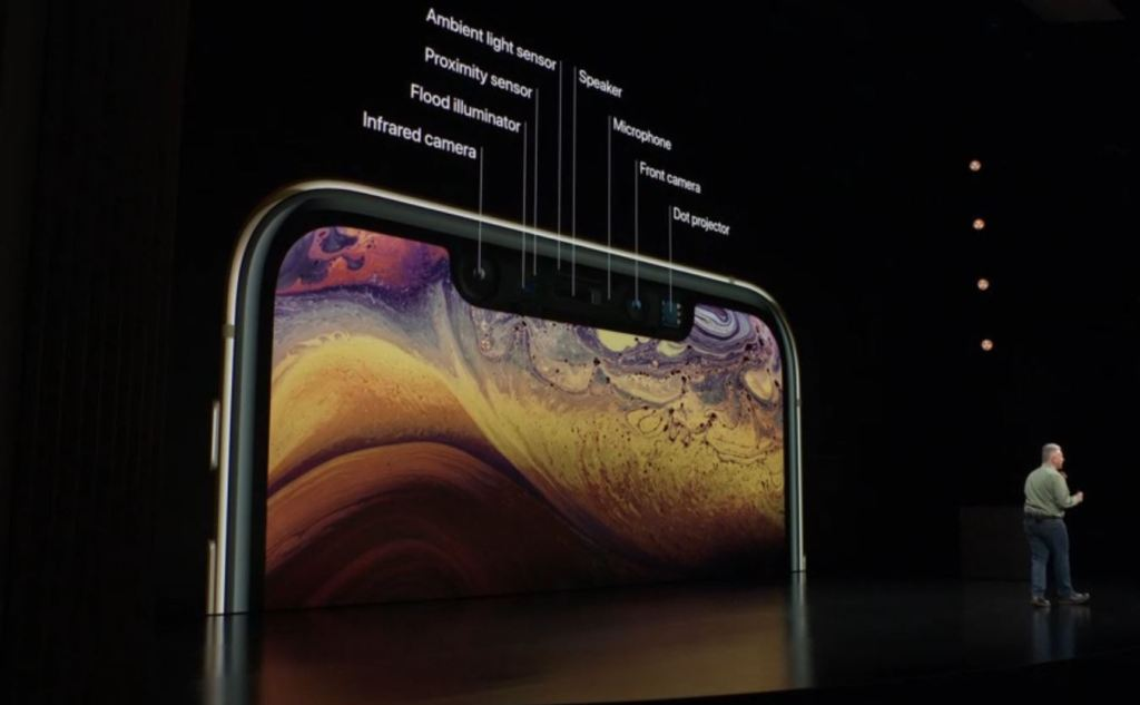 Apple Debuts Iphone Xs And Iphone Xs Max With A12 512gb And New