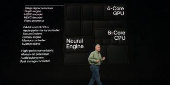 Apple unveils 7-nanometer A12 Bionic chip for new iPhones