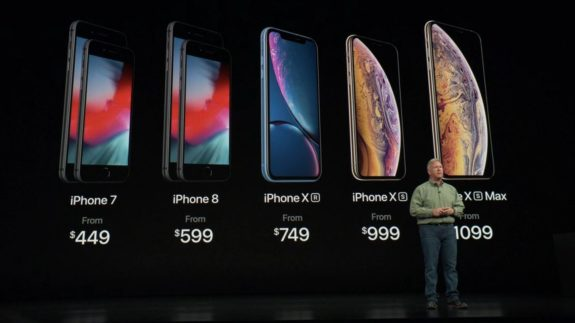 iPhones now constitute the majority of Apple's annual revenues, surpassing unit sales of Macs by around eight times.