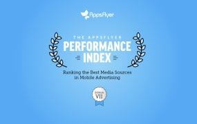 AppsFlyer measures which media source is the top one for mobile app marketers.