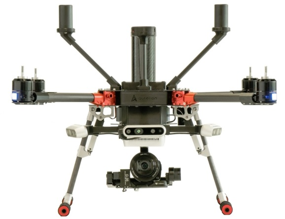 Auterion is making operating system software for commercial drones.