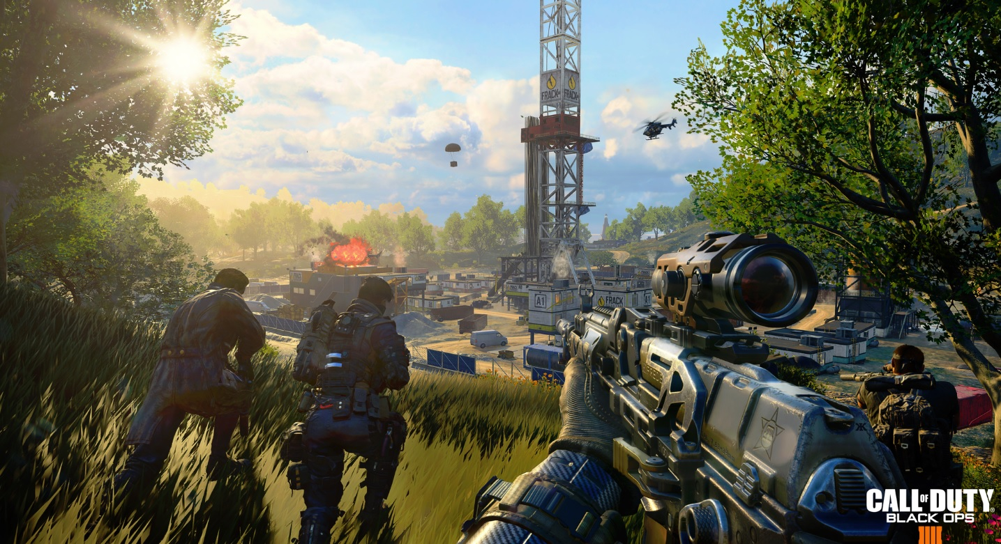 Call of Duty: Black Ops 4's Blackout mode increases to 88