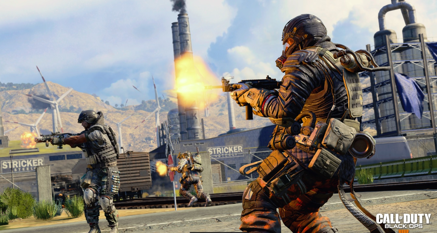 Call of Duty: Black Ops 4 sales strong, but Activision