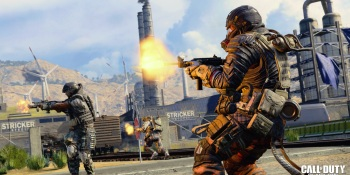 Call of Duty: Black Ops 4's Blackout mode.