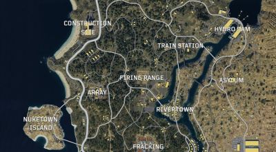 Call of Duty: Black Ops 4's battle royale map includes Nuketown and Call Of Duty Nuketown Map on