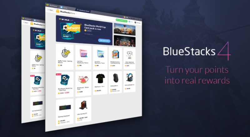 BlueStacks 4 introduces faster emulator to play high-end mobile