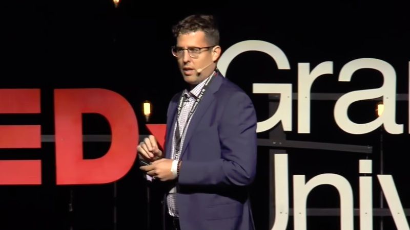 John DenBoer gave a TEDx Talk on disrupting dementia.